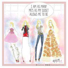 New comic for @glamoursa   •  #comic #glamour #happiness #fashioncomic #illustration #Fashcom #enjoy #style #dress
