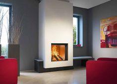 Caminetti: Caminetto Heat Pure 71 da Kal-fire
