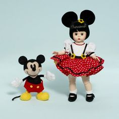 Mickey Mouse madame alexander