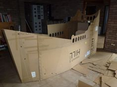 Pirate Ship - Stage 1