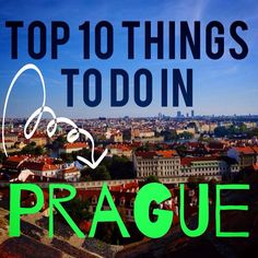 Prague is an amazing city filled with beautiful history, gorgeous architecture and arguably the best beer in Europe. We've put together a list of the top 10 things to do on your visit to this magical Eastern European town.  www.norwaytonowhere.com or click the link in our bio.