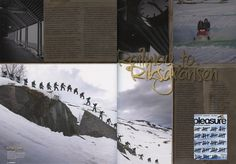 Pleasure - German Austrian Magazine - Arthur Longo - Snowboard Team - March12