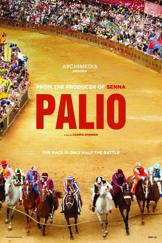 Palio / A great documentary about the oldest horse race in the world