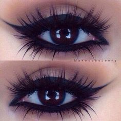 the perfect winged eye liner