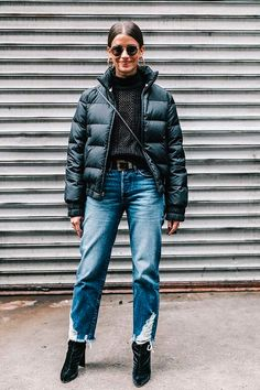 winter outfits new york New York City Girls - winteroutfits Streetstyles New York, Fall Winter Outfits, Autumn Winter Fashion, In Loco, New Yorker Mode, City Outfits, Boating Outfit, Winter Stil, Winter Looks