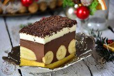 kuchnia w czekoladzie: Ciasto czekoladowo- bananowe