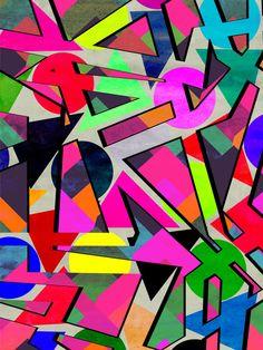 Graphic 10 Art Print by Georgiana Paraschiv | Society6