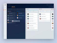 Saas Board - UI Movement