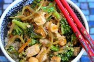 Broccoli Tofu Stir-Fry recipe