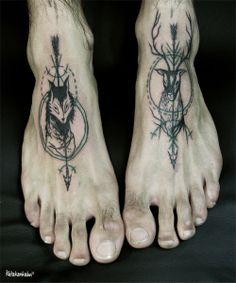 KATAKANKABIN tattoo