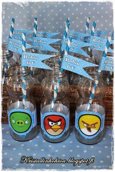 Angry Birds synttärit / Angry Birds birthday Lasten synttärit koristeluideoita