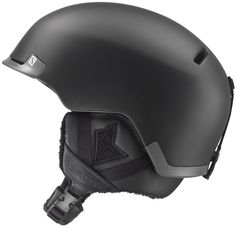 Salomon Hacker Ski Helmet Black Matte/grey Mens Sz S for sale online Ski Helmets, Riding Helmets, Ski Equipment, Snow Gear, Ski Touring, Sport Online, Ski Holidays, Cross Country Skiing, Mountaineering