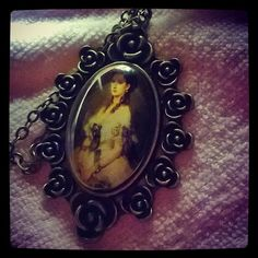 #countess #necklace by Savi- ja #korupaja #Peltoranta #handmade #Finnish #jewelry #shop n #workshop #kreivitär #kaulakoru