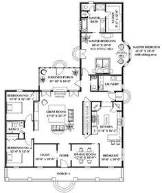 floor plan  http://www.houseplans.net/floorplans/177600065/#