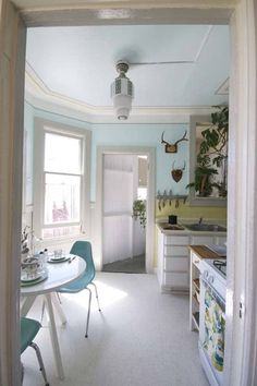 Alysia's Stunning Vintage Sanctuary House Styles, House Design, Vintage Apartment, Home, House, Vintage Apartment Decor, Sanctuary House, New Homes, House Tours
