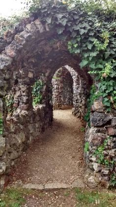 Russell coates Stone Arches