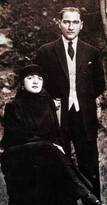 Atatürk ve Latife Hanım
