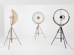 Fortuny floor lamp - by Mariano Fortuny, 1985