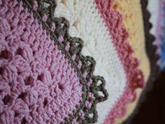 Selje Sommernatt babytepper, 2 størrelser - Hekleguri Design Pdf, Blanket, Crochet, Hats, Design, Hat, Ganchillo, Blankets