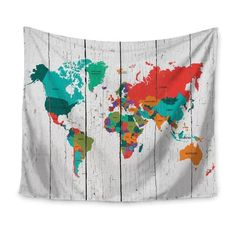 Readystockwall decor world map tapestry beach towel blanket picnic readystockwall decor world map tapestry beach towel blanket picnic carpet pinterest beach towel tapestry and wall dcor gumiabroncs Images