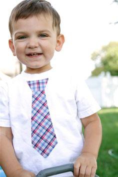 Little Man Tie Applique