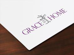Grace Home logo by PylesDesign • www.pylesdesign.net