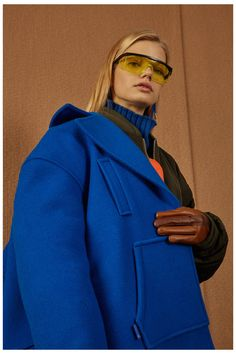 Fall/Winter 2016 capsule collecion lookook #ader #adererror #FW16 #collection #lookbook #design #fashion #styling #space #spaceship #camel #color Fall Winter 2016, Ader Error, Pakistani Dresses, Women Wear, Feminine, Blazer, People, Jackets, Collection
