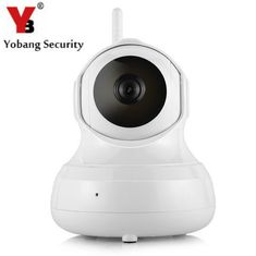 YobangSecurity Wireless WiFi IP Surveillance Camera HD 720P Video Recording Remote Motion Detection Alert with Night Vision