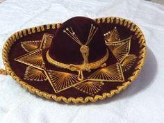 Sombrero Original De Charro Mexicano Marca Pigalle - Bs. 9.500,00 ...