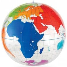 Social studies and geography lesson ideas