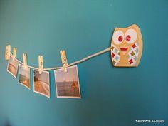 owl at home decor - coruja na decoração