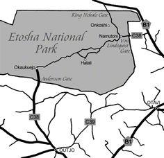 Okaukuejo | Etosha Park
