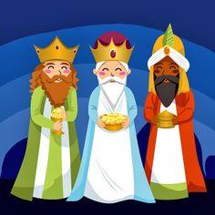 Llega un momento en el que niños y niñas acaban planteándose la verdadera existencia de los Reyes Magos , a veces porque se lo escuchan a su...