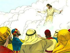 Jesus has breakfast on the shore and ascends into heaven lesson and activities