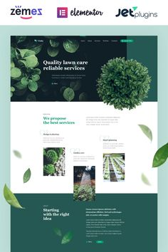 Visity - Landscape Design with Elementor WordPress Theme Layout Design, Site Web Design, Design Sites, Web Design Websites, Graphisches Design, Creative Web Design, Website Design Layout, Wordpress Website Design, Web Design Trends