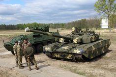 BTR-4, T-84 Oplot-M #ukraine #military #army