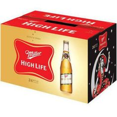 Miller High Life Beer, 24 pack, 12 fl oz - Walmart.com