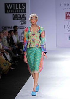 """Wills Lifestyle India Fashion Week SS 2010"" Day 3 by Jason Anshu #Fashion #WillsLifestyle"