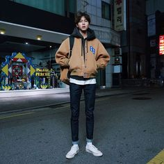 New fashion korean street style ulzzang Ideas Style Ulzzang, Mode Ulzzang, Ulzzang Fashion, Kpop Fashion, New Fashion, Trendy Fashion, Ulzzang Boy, Trendy Style, Fashion Ideas