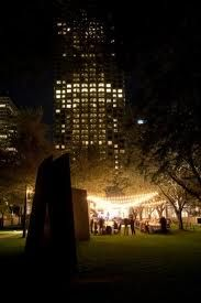 If I had an extra 15k, the Nasher Museum sculpture garden would definitely be my ultimate wedding venue. Le sigh.