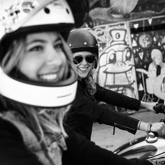 Motorcycle Women - thethrottledolls