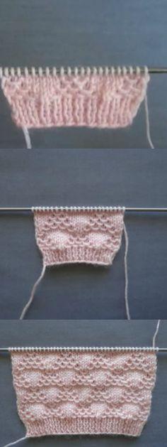 Sample of wavy triangles Baby vests Knitting pattern – Travel Knit Vest Pattern, Stitch Patterns, Knitting Patterns, Crochet Patterns, Knitting Stitches, Baby Knitting, Knit Crochet, Crochet Hats, Baby Pullover