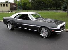 1967 Camaro SS - I actually had one of these. A convertible!
