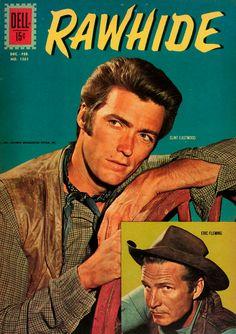 Clint Eastwood - Rawhide (TV Series 1959–1965)