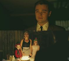 I just love this scene from Revolutionary Road. :)