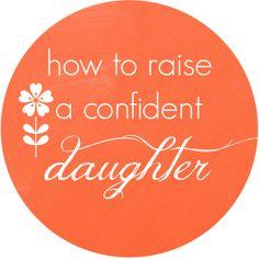 confident daughter