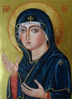 Matka Boża Orędowniczka /Madonna z Wieczernika