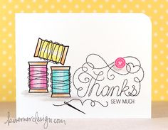 Inktense Pencils, Dove Blender, & Mama Elephant Stitches – Color Wednesday #49 by @kristinawerner