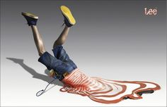 WTF!?! #viernesbizarro #creatividad #anuncio #bizarro #ads #vintageads vía @Oh My Word!