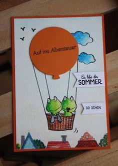 Zauberhaft-handgemacht, Sommerpost, Love you lots, SU Katalog 2016/17